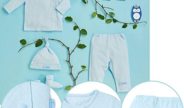 Top 5 những loại đồ dùng dễ thương dành cho trẻ sơ sinh của Bin và Bông
